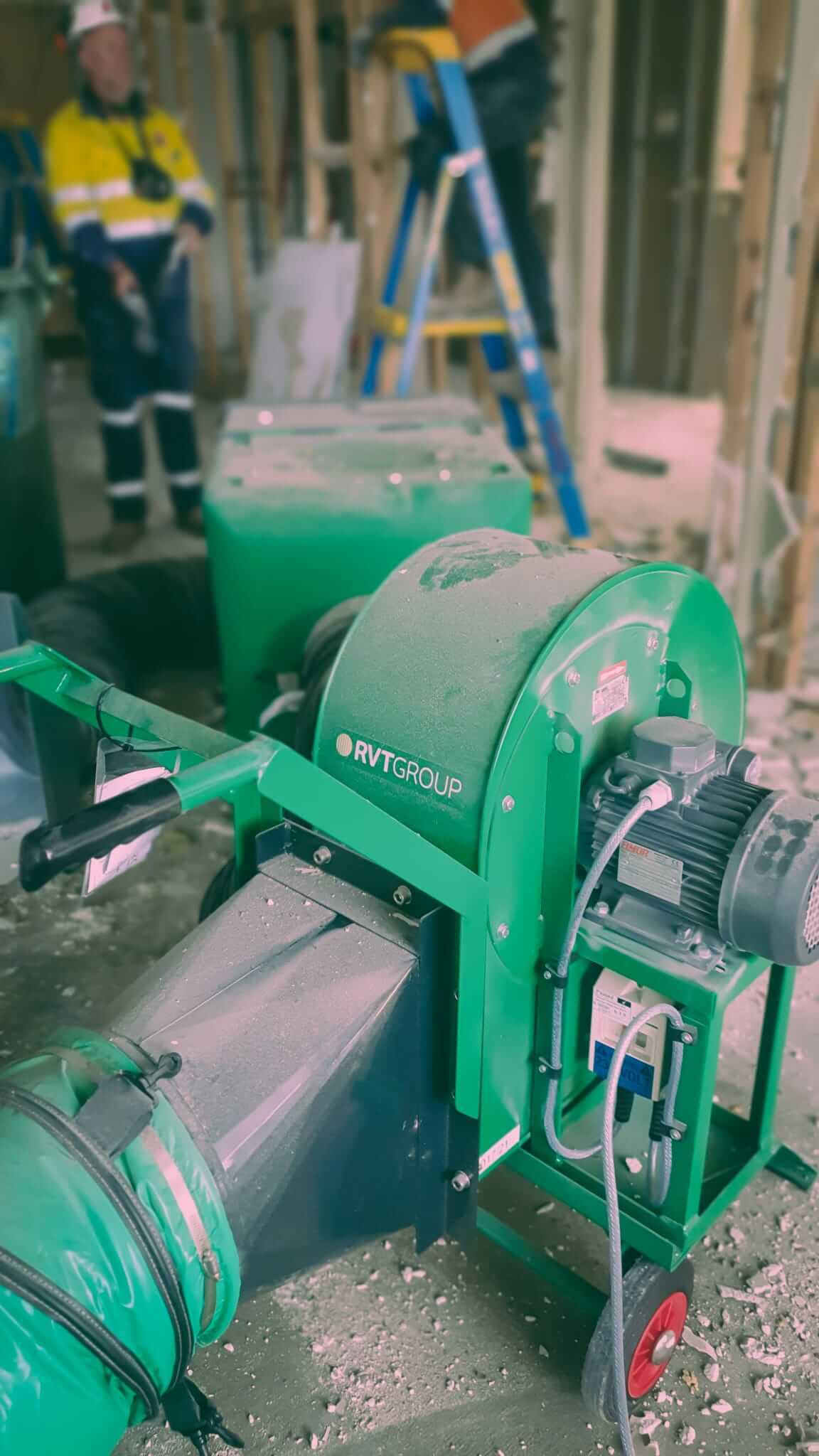 dust control equipment for hire