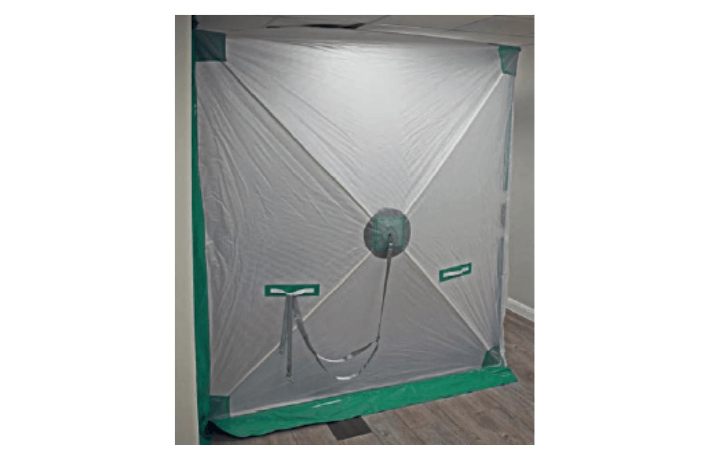 Dustex Air Lock Mini Dust Enclosure Australia