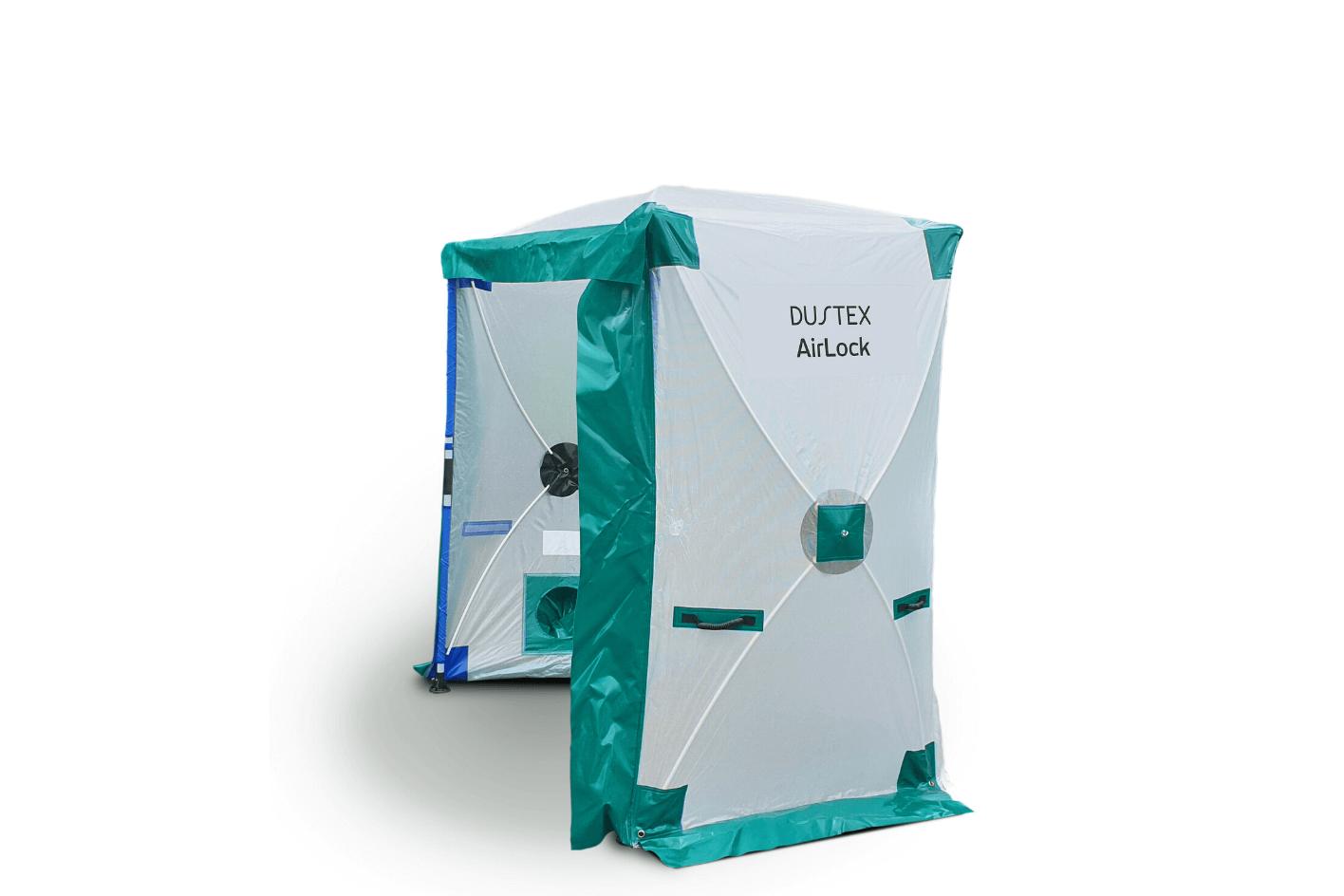 Dustex Air Lock Dust Enclosure