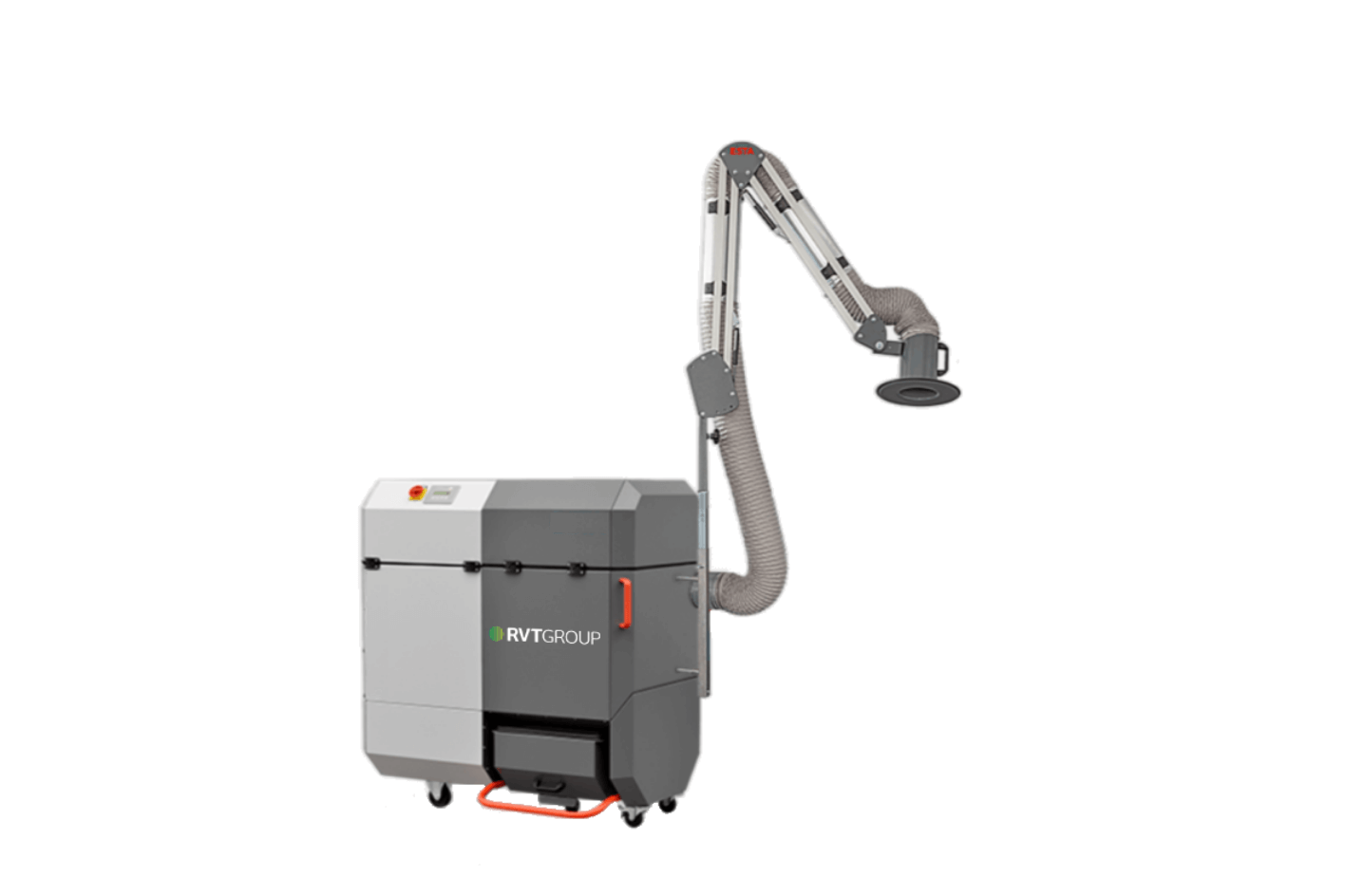 Dustex D4 High-Pressure Extraction System