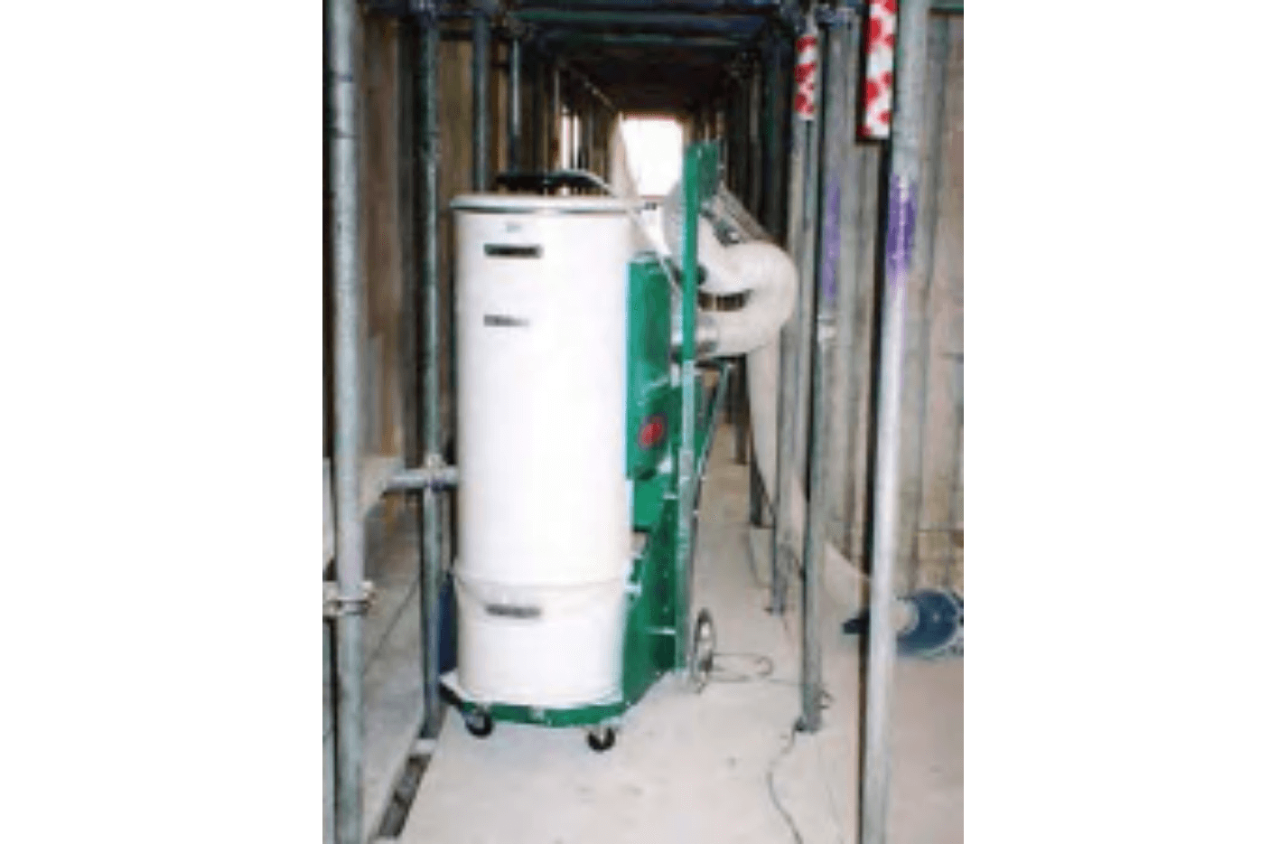 Dust Extraction for Hire
