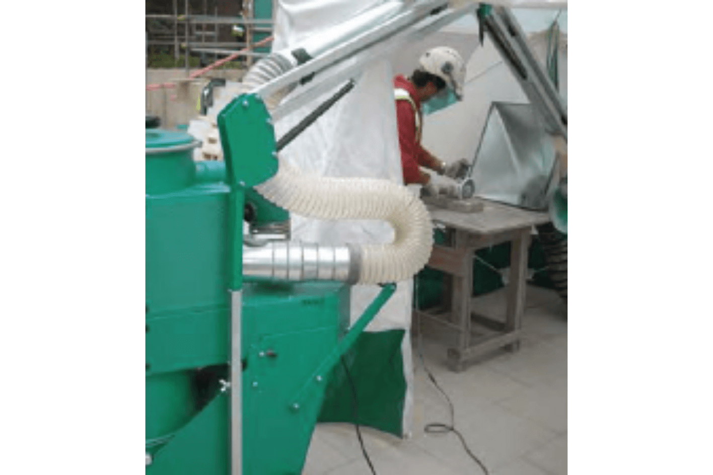 Dustomat Dust Extraction for Hire