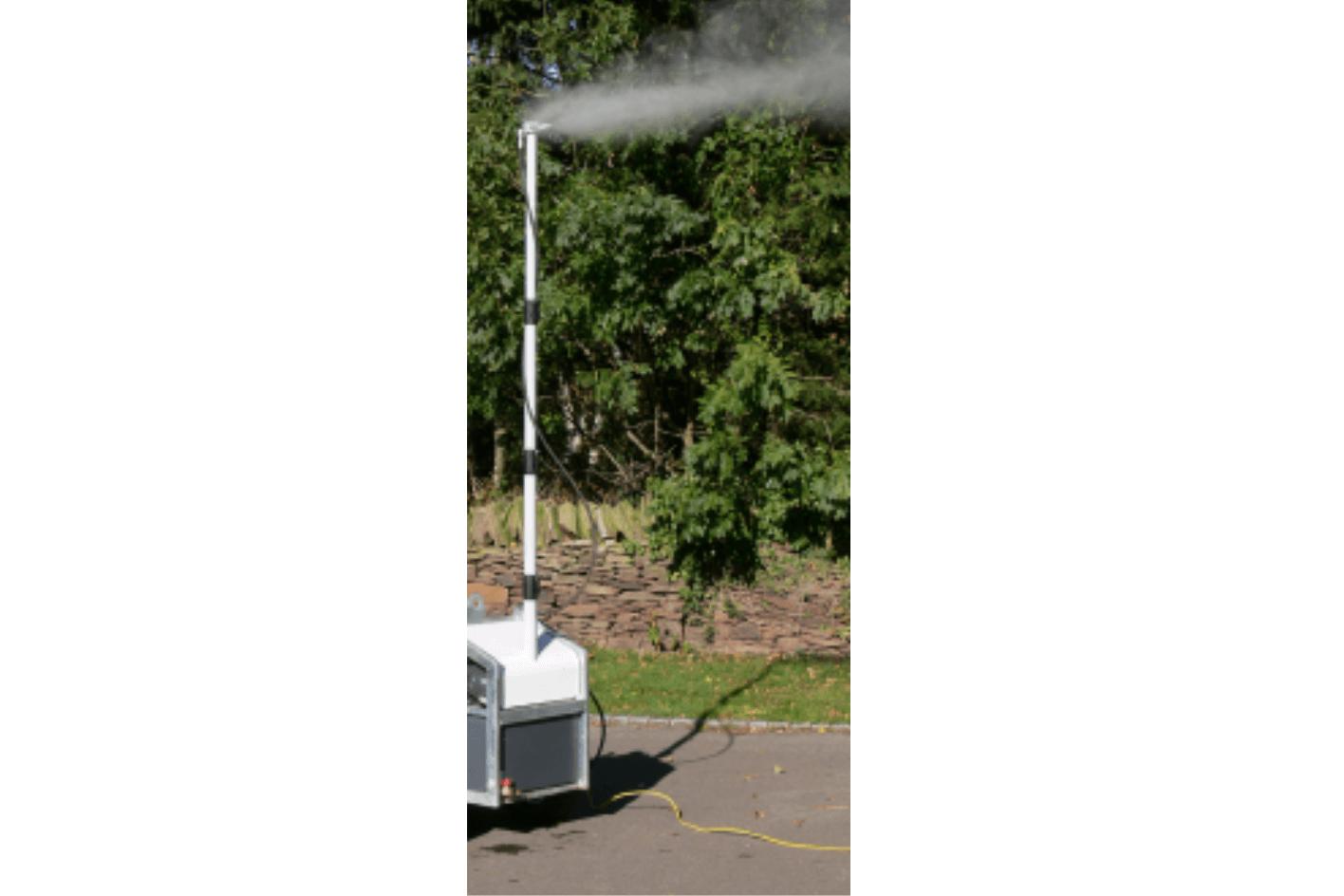 Dustex Hydra Mist Dust Water Suppression Australia