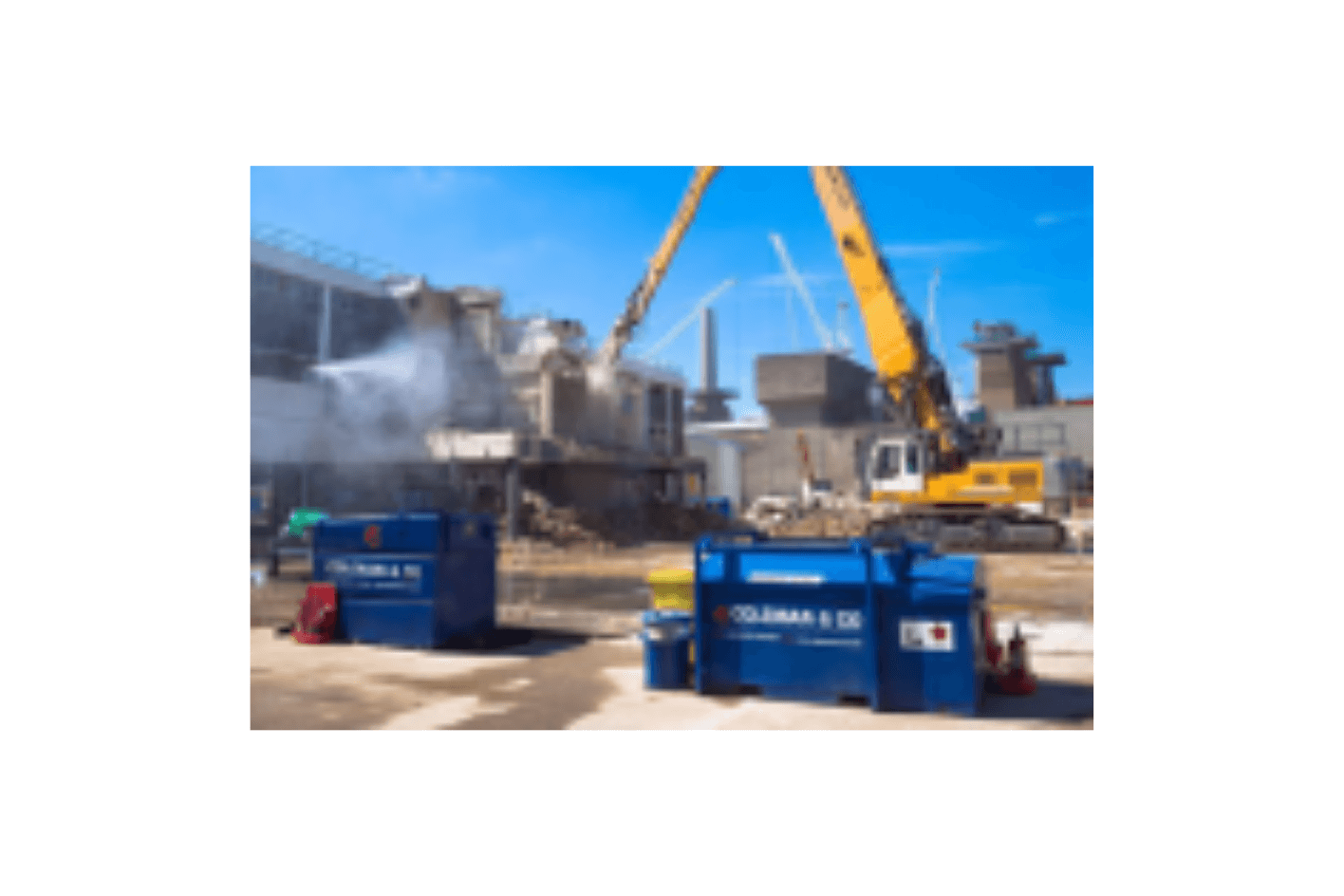 Hydramist 12 Dust Suppression Solution for Hire