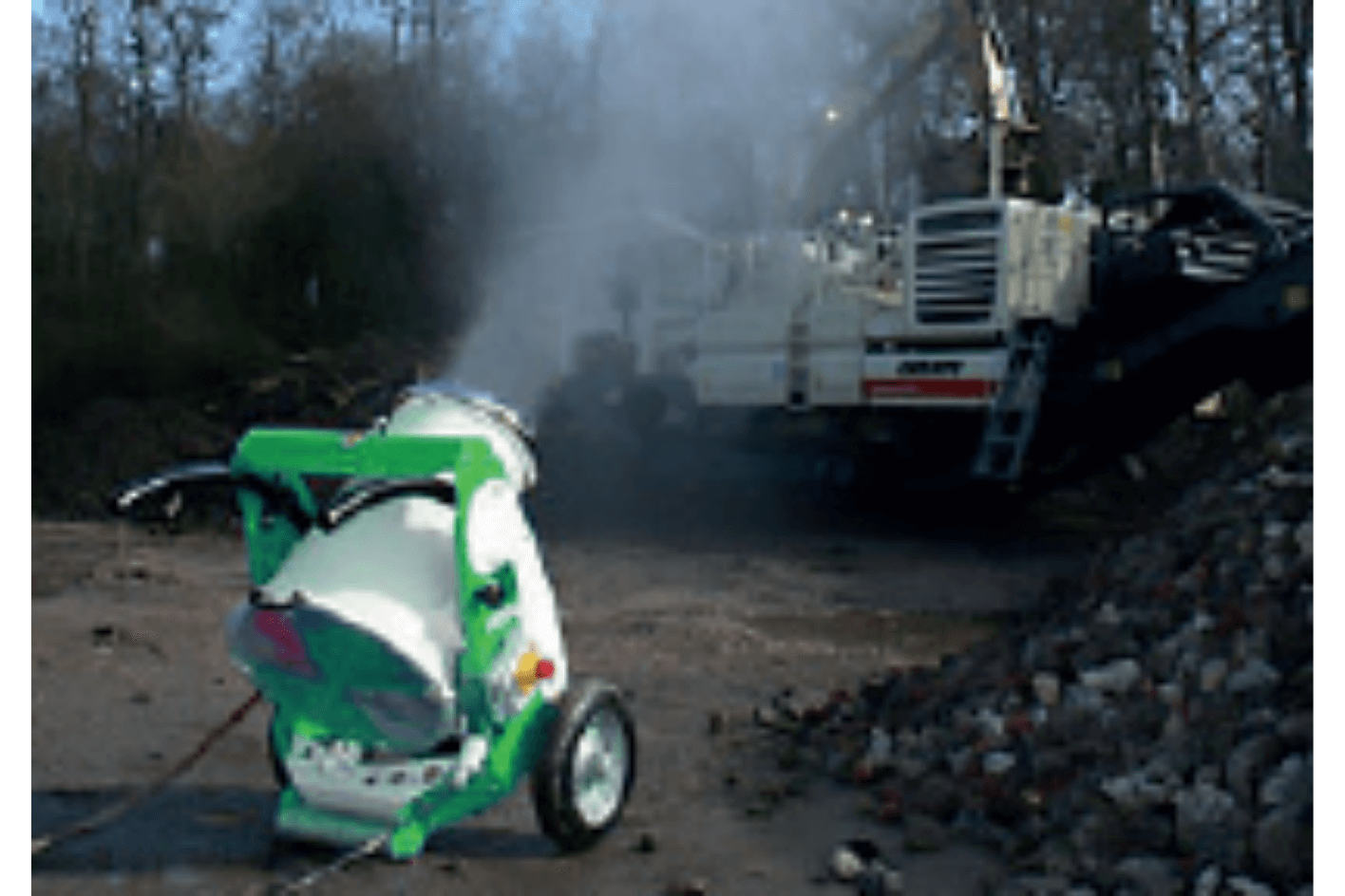 Dust Water Suppression for Hire