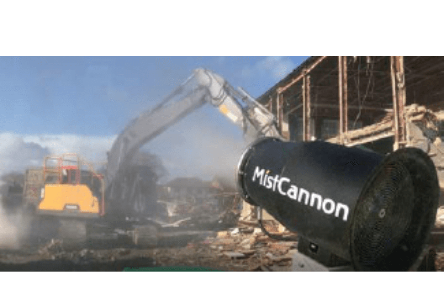 Hydramist 40 Dust Suppression Unit Australia