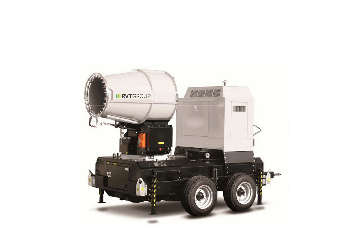 Hydra Mist Dust Control Unit