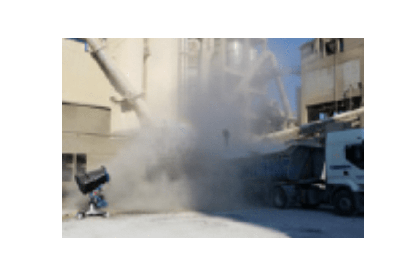 Hydramist 60 Dust Suppression for Hire
