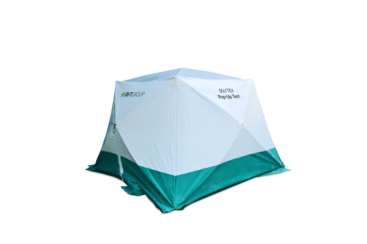 DUSTEX Pop-up Tent Dust Enclosure