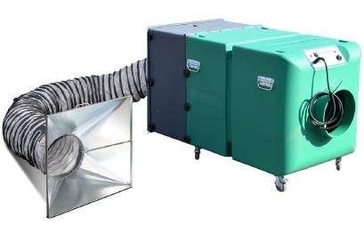 Dustex Rapto Dust Filtration Unit
