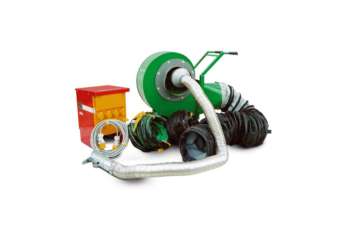 RAVEX Exhaust Fume Extraction Kit