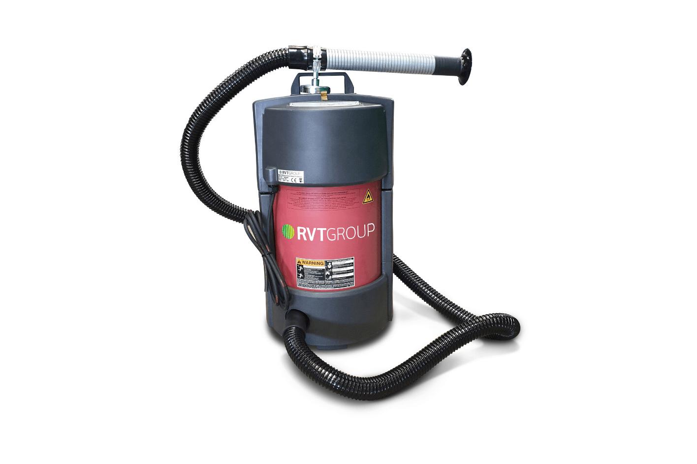 RAVEX Portable Welding Fume Filter MF