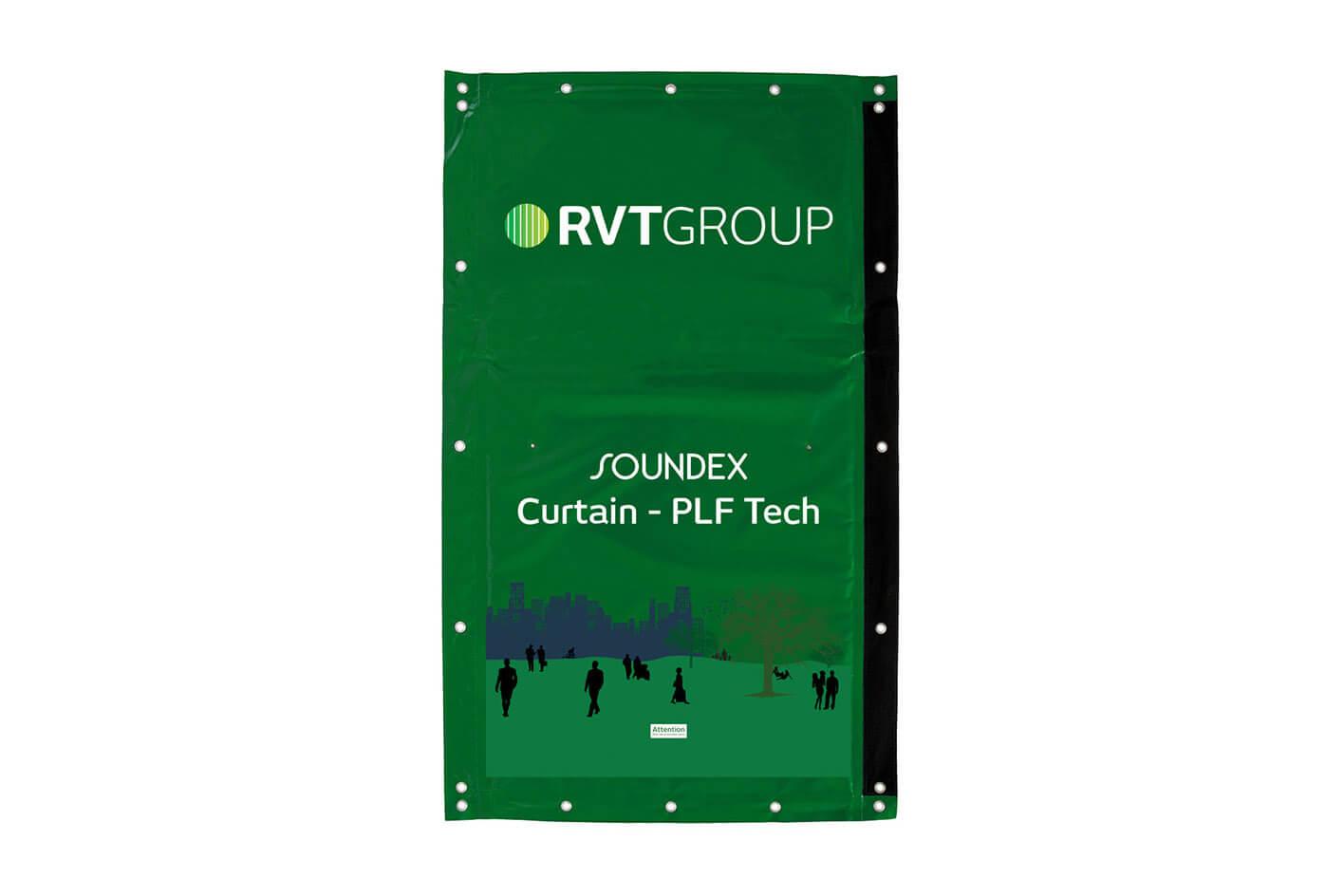 Soundex Noise Curtain PLF Tech