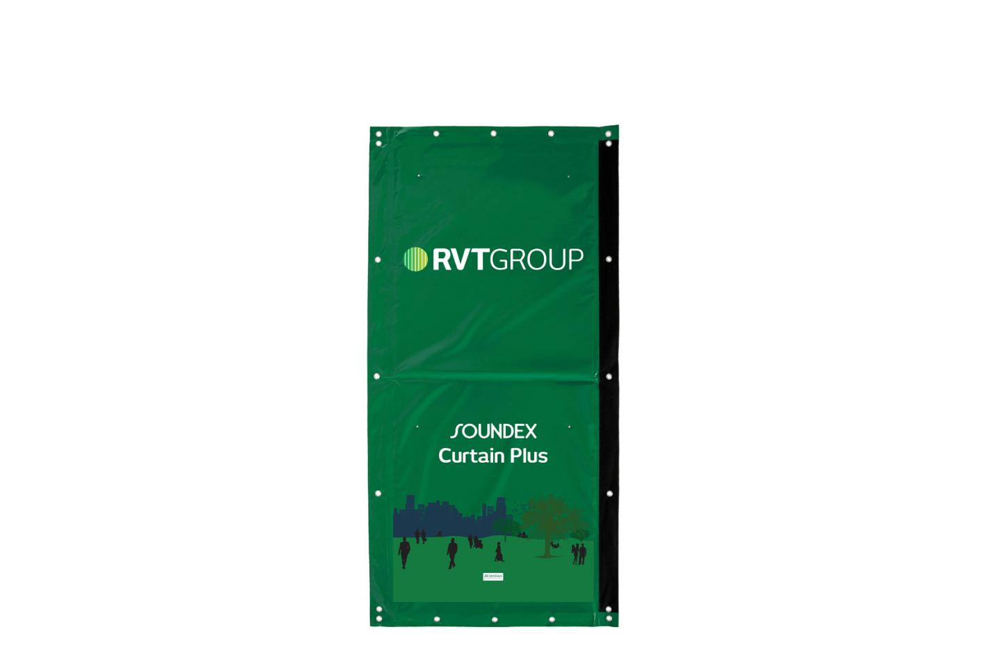 Soundex Noise Curtain Plus