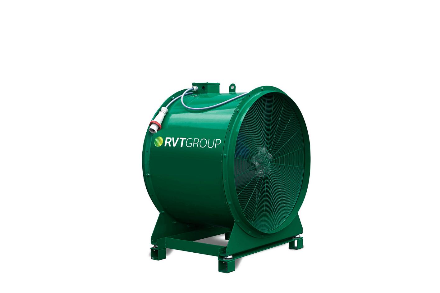 High Power Axial Fan_Ventilation Equipment