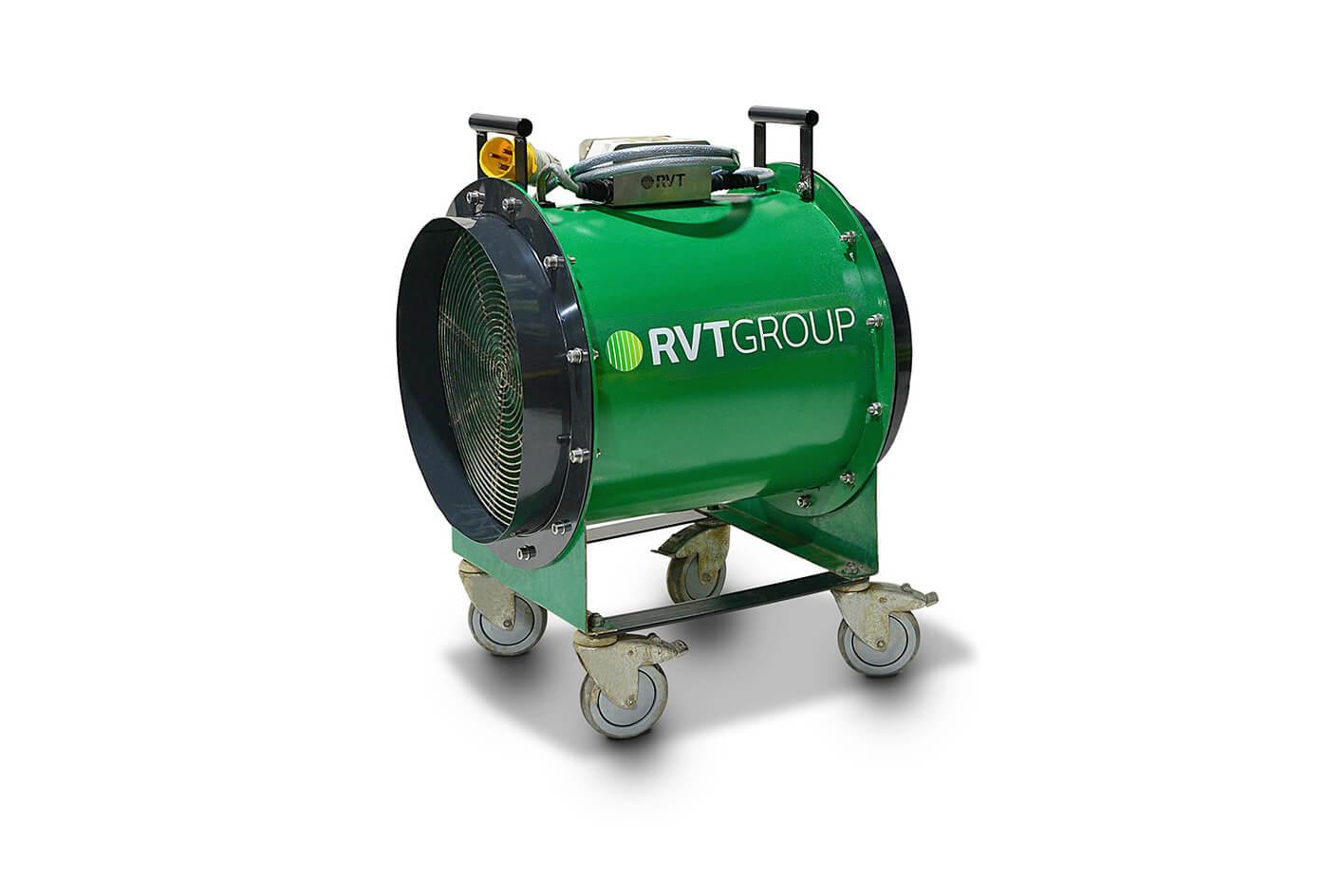 Ventex Axial Fan 450 M_Ventilation unit