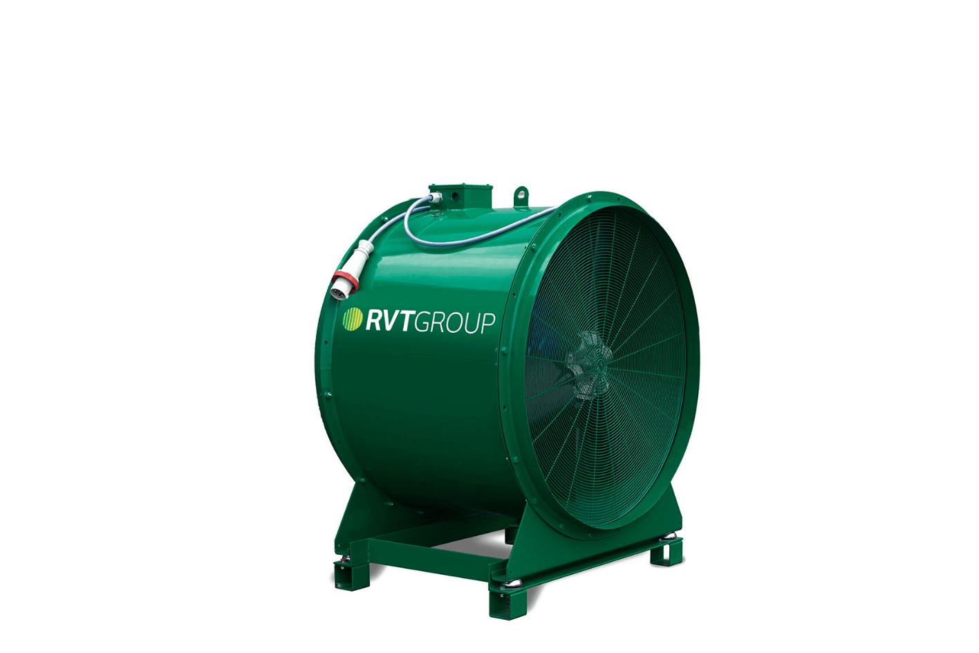 Ventex Axial Fan 1250 S_Ventilation Equipment