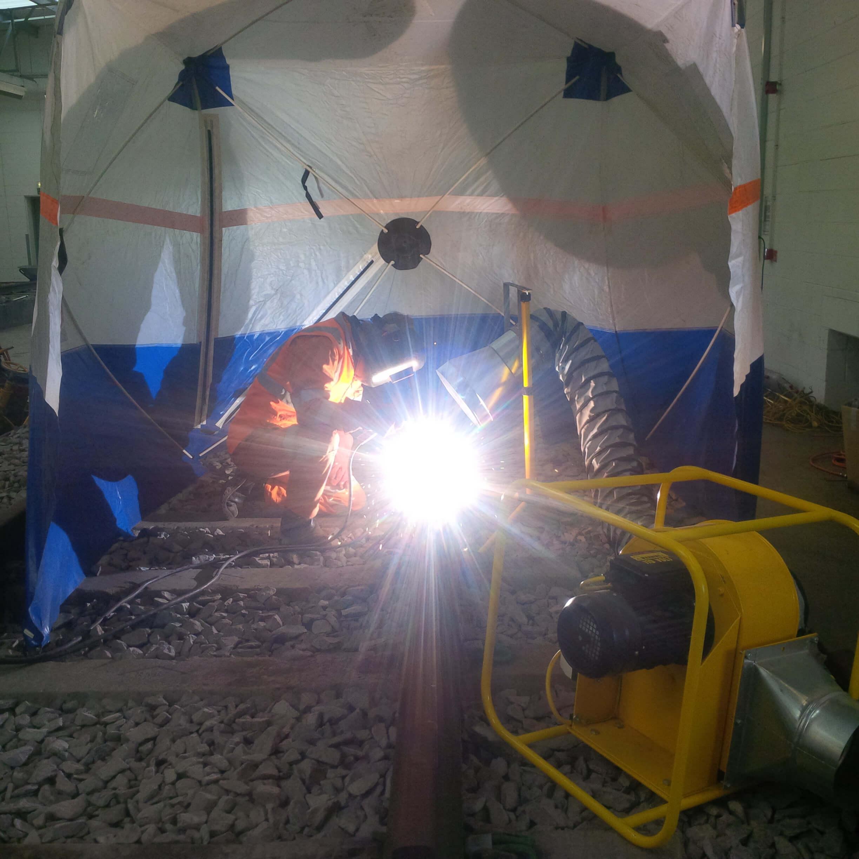 Ventex Centrifugal Fan 200 P_Extraction and Ventilation Equipment Australia