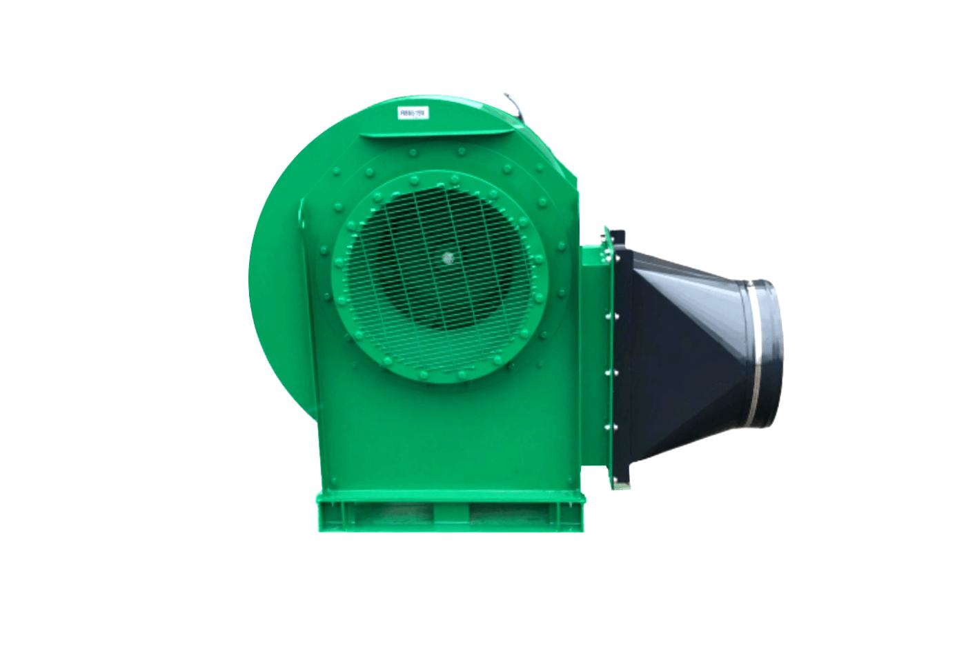 VENTEX Centrifugal Fan High Pressure Ventilation Unit