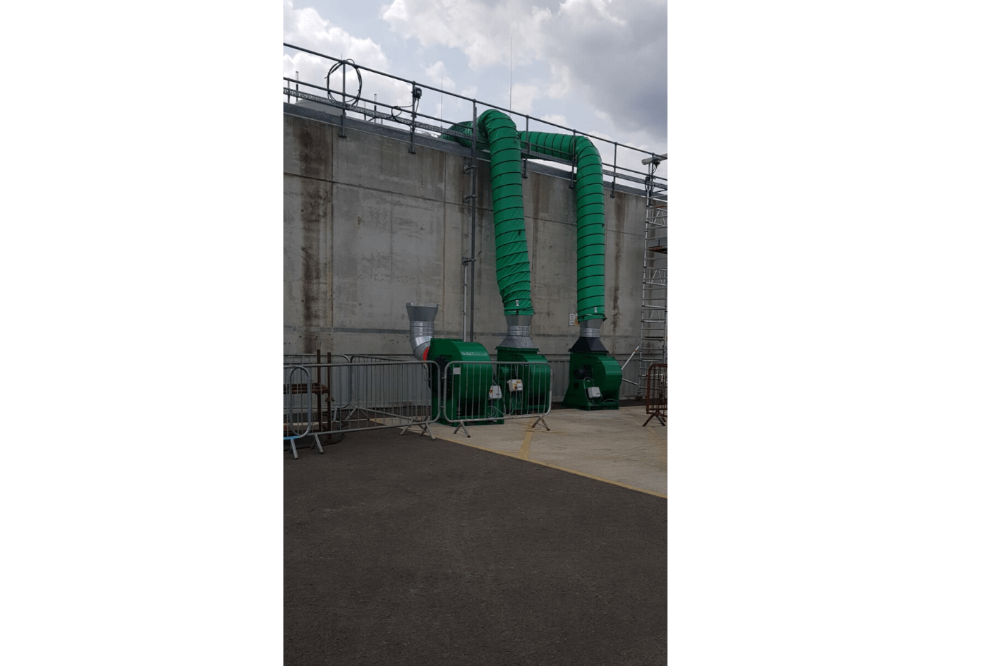 Ventex CF fan 600 S_Basement Ventilation Equipment