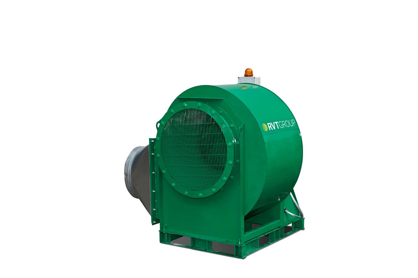 Ventex Centrifual Fan 800 S_Ventilation Equipment