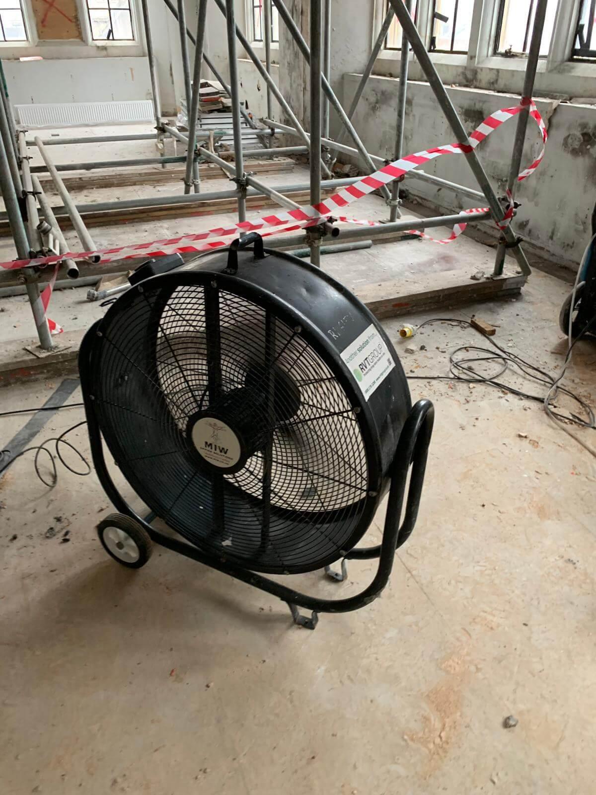 Ventex Floor Fan 900 M_Cooling Ventilation Equipment Hire